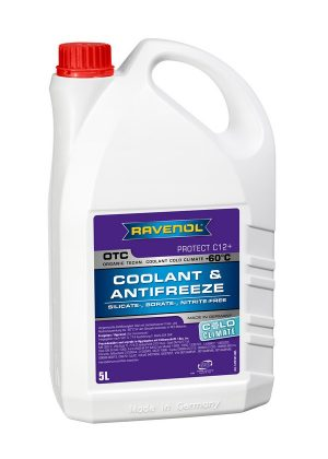 RAVENOL OTC COLD CLIMATE -60°C PROTECT C12+ 5 L
