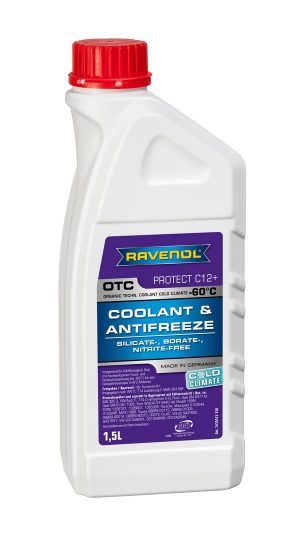 RAVENOL OTC COLD CLIMATE -60°C PROTECT C12+ 1.5 L